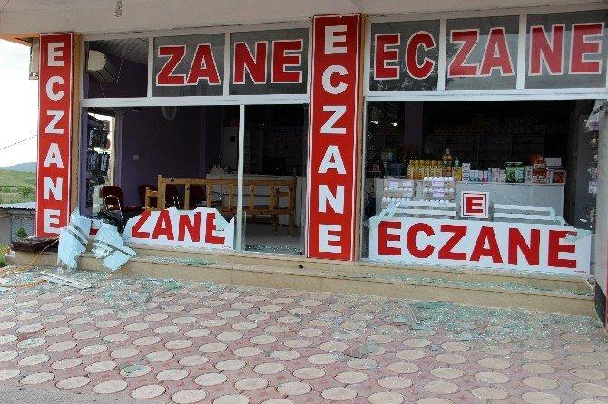 Dicle'deki Terör Saldırısının Şiddeti Gün Ağarınca Ortaya Çıktı