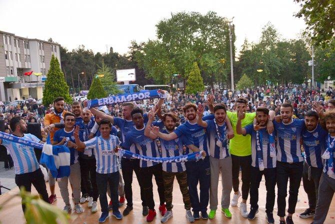 Erbaa Spor, 20 yıl aradan sonra yeniden 3. Lig'de