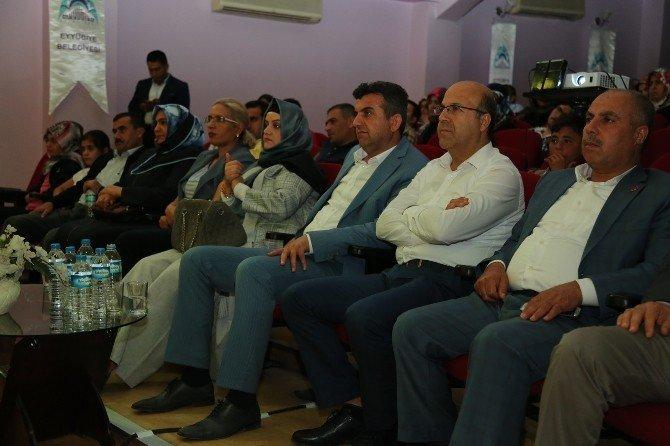 Eyyübiye Belediyesinden Gözyaşı Geceleri Etkinliği