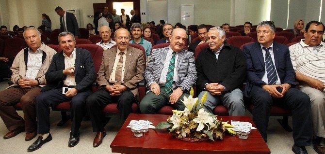Yrd. Doç. Dr. Rifat Ergeç İçin Emeklilik Töreni Düzenlendi