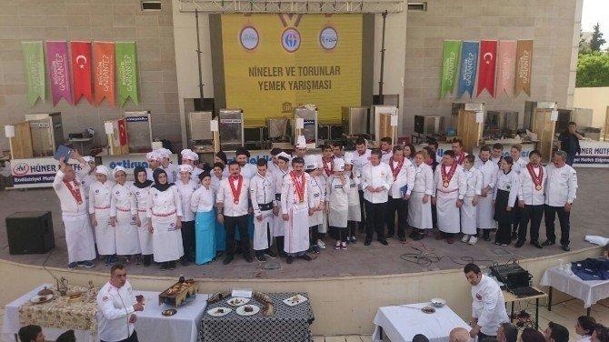 Harran Üniversitesi Aşçıları Ödüle Doymuyor