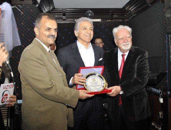 İdealtepe Spor Kulübü 32.yıl Geleneksel Dayanışma Gecesini Kutladı