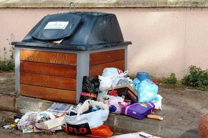 Gelişi Güzel Çöp Atanlar Cezalandırılıyor