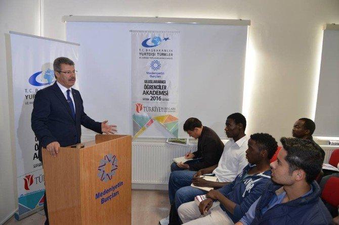 Kayseri Şeker, Yabancı Öğrencilere Kooperatifçilik Konusunda İyi Örnek Oldu
