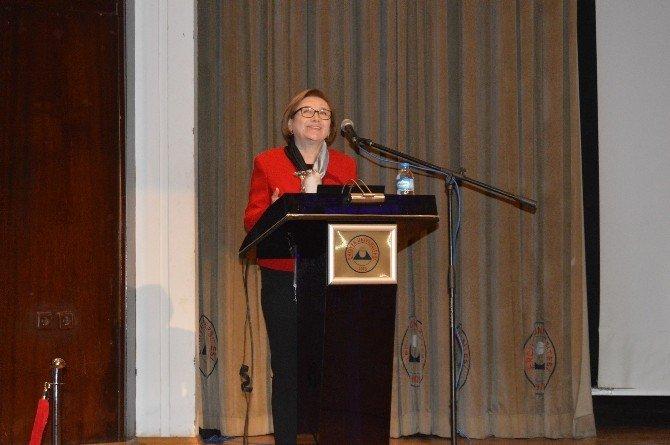 ERÜ'de Toplumsal Cinsiyet Konusu Değerlendirildi