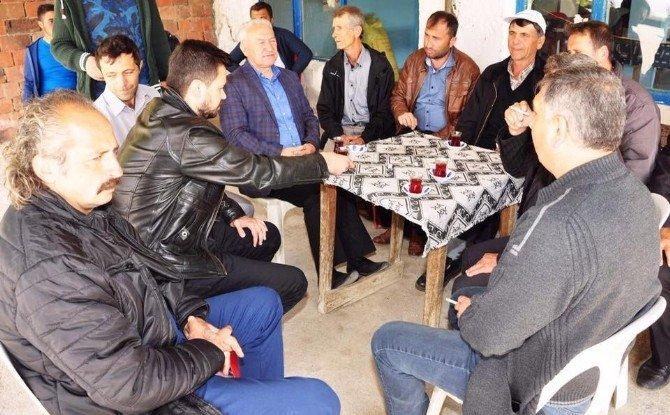 Lapseki'de Köy Hayırları