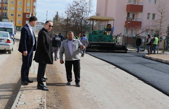 Başkan Saygılı: Çarpık kentleşme ve otopark sorunları bitecek
