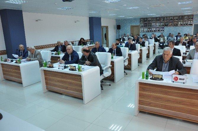 Bozüyük Belediyesi Mayıs Ayı Meclis Toplantısı Yapıldı