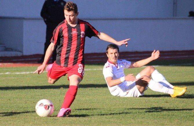 Genç Futbolcu Mehmet Alper'e Yakın Takip