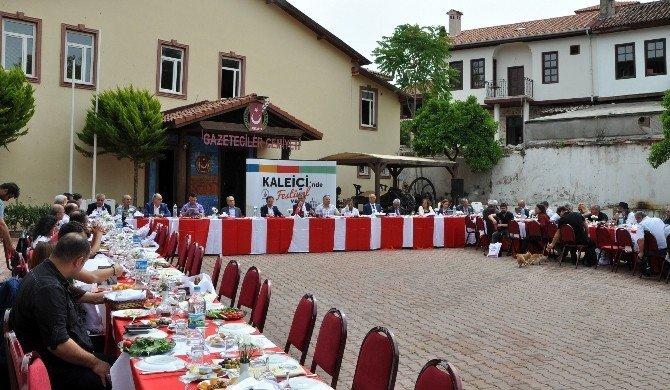 Tarihi Kaleiçi'nde Festival Heyecanı