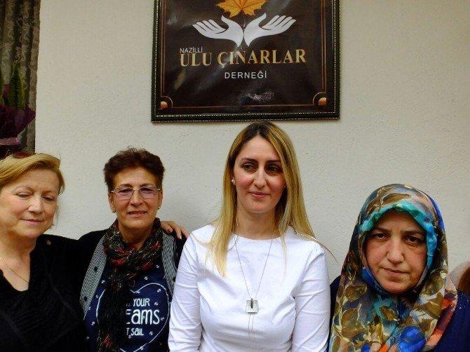 Nazilli Ulu Çınarlar Dernek Binası Hizmete Açıldı