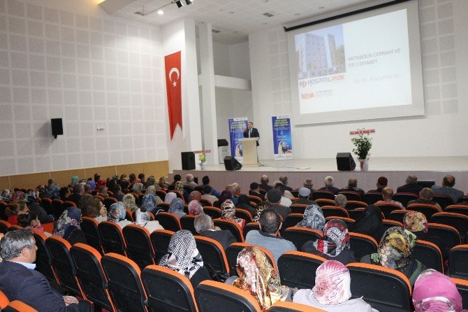 Havza'da Sağlık Konferansı