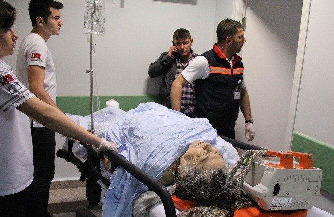 Samsun'da Tır Faciası: 1 Ölü, 1 Yaralı