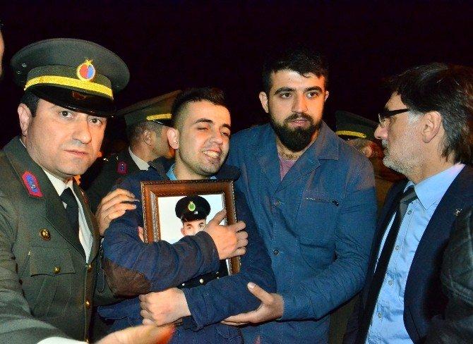 Şırnak'ta Şehit Olan Uzman Çavuş Memleketi Zonguldak'ta