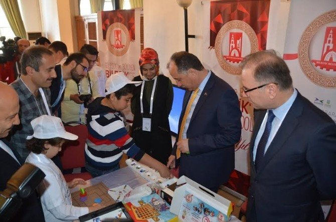 2. Uluslararası Çocukların Şehri Kongresi'nde Bilecik Temsil Edildi