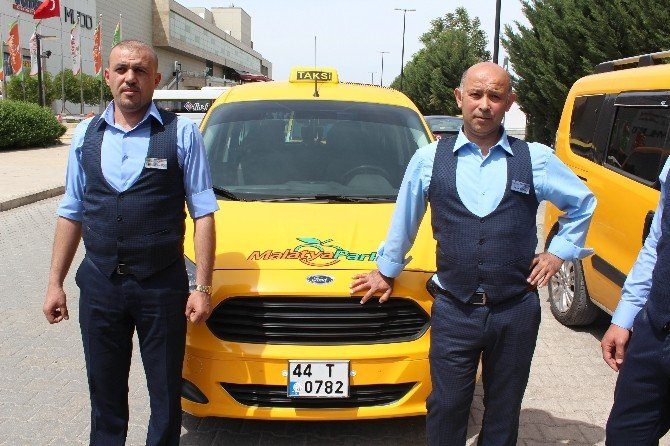 Taksicilerden Örnek Uygulama