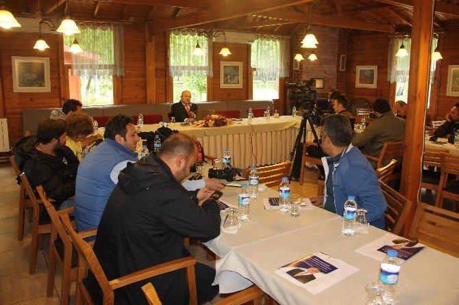 Prof. Dr. Ulusoy, Rektör Adaylığını Resmen Açıkladı