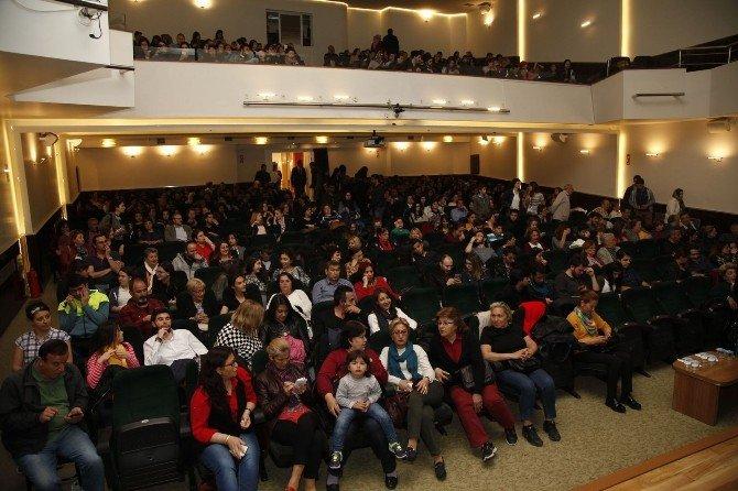 Ayşen Gruda Eskişehir'de
