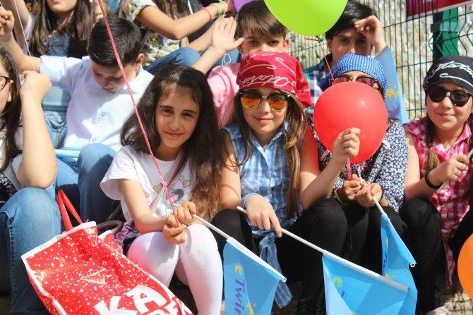 Miniklerden oluşan koro Avrupa'da Türkiye'yi temsil edecek
