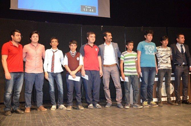 Viranşehir'de Matematik Ve Fen Bilimleri Olimpiyatlarının Dördüncüsü Yapıldı