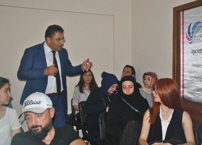 Aydın'da Girişimcilik Eğitimleri Devam Ediyor