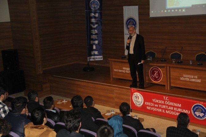 Nevşehir'de Uluslararası ilişkiler kampı tamamlandı