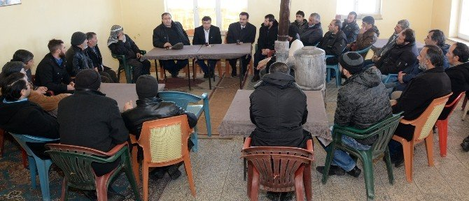 Aksaray'da çiftçilere eğitim semineri