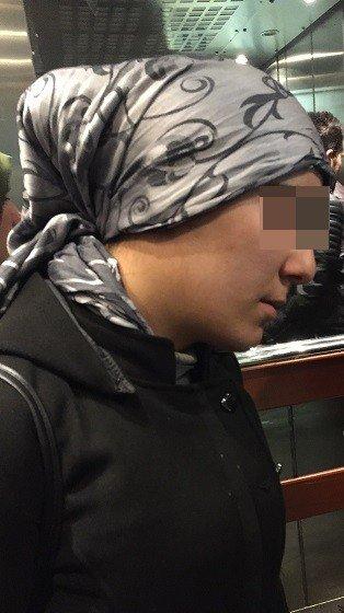 İntihar etmek isteyen kadın son anda ikna edildi