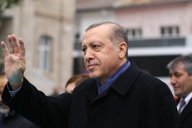 Cumhurbaşkanı Erdoğan, Aksaray'da açılış törenine katılıyor