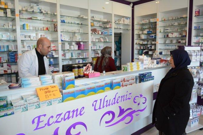 Aksaray'da eczaneler artık reçetesiz ilaç vermiyor