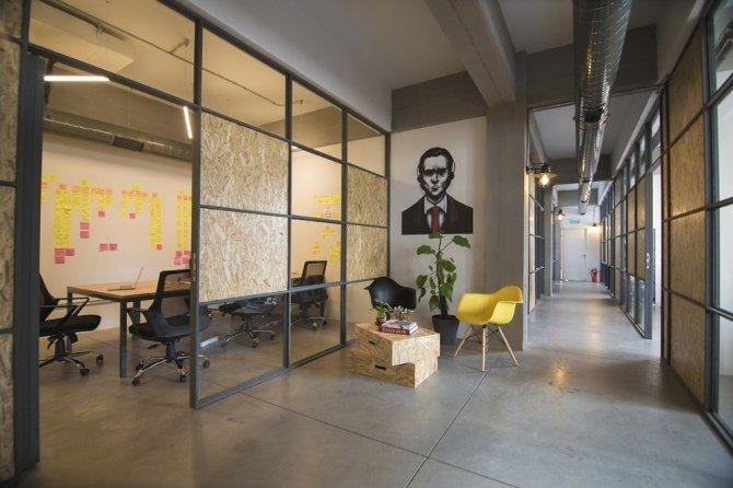 """Öcal: """"Hazır ofisler yüzde 50 daha tasarruflu"""""""