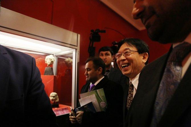 Japonya, Afganistan'a ait olan 102 tarihi eseri iade etti