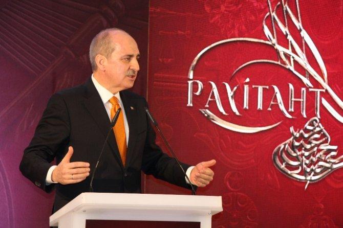 Numan Kurtulmuş'tan 'Sultan Abdülhamid' açıklaması