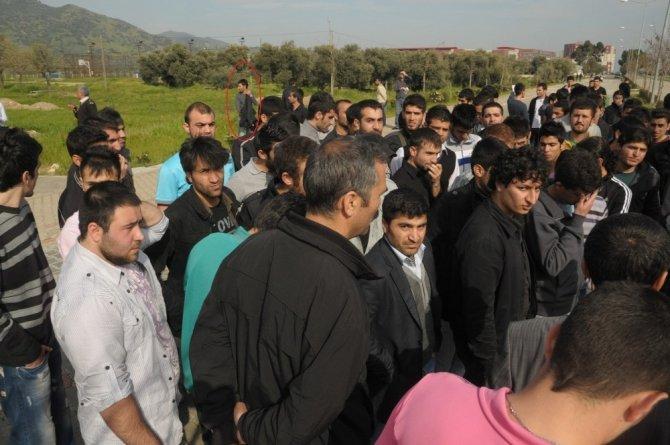FETÖ'cü teğmenin terör örgütü PKK sempatizanlarıyla eylem görüntüleri ortaya çıktı