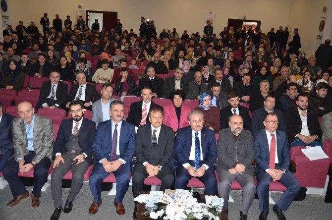 """Mustafa Şentop: """"Bu sistem Türkiye'yi bütünüyle daha ileriye götürecek"""""""
