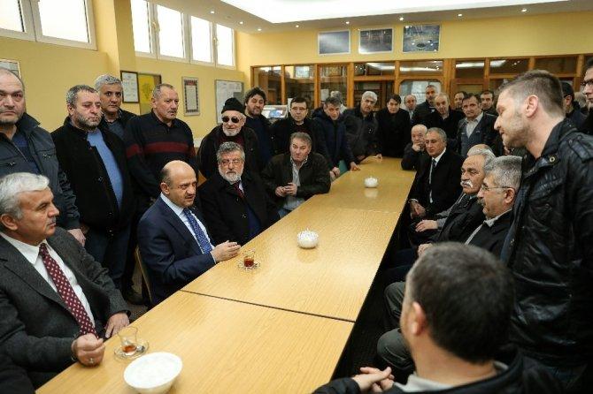 Bakan Işık'tan DİTİB imamlarının evlerinin aranmasına ilişkin açıklama