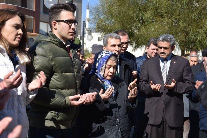 Şehit polis memuru Hasan Özdemir'in adı parkta yaşayacak