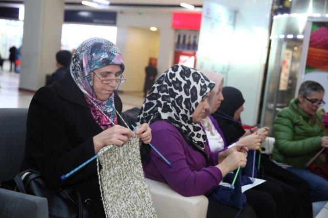 Kadınlardan iç ısıtan proje