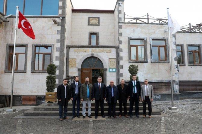 Başkan Palancıoğlu Kapadokya'da teknik incelemede bulundu