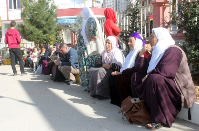 Mardin'de YGS heyecanı
