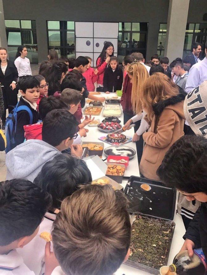 Dünya Pi Günü TED Kolejinde renkli etkinliklerle kutlandı