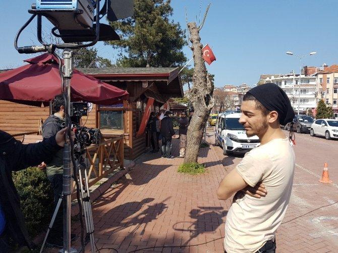 Amasra, Arapların dizi-film üssü oldu
