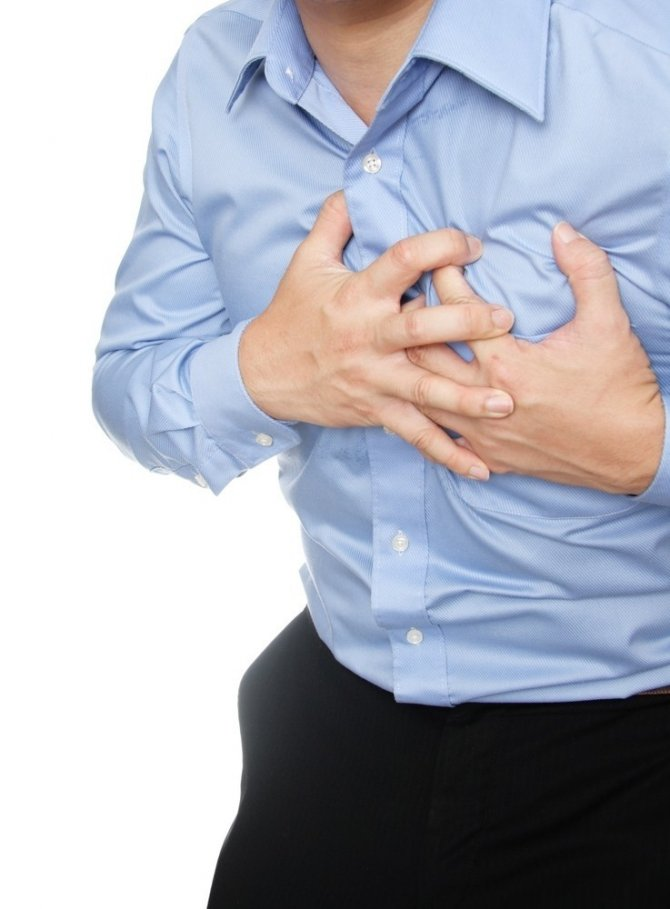 Ensede ağrı, tansiyon ve kalp rahatsızlıkları belirtisi