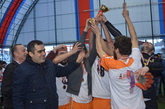 BAKADER'in şehitler adına düzenlediği turnuva sona erdi