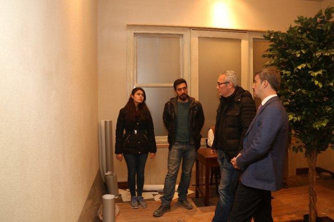 Turgutlu Kent Müzesi açılış için gün sayıyor