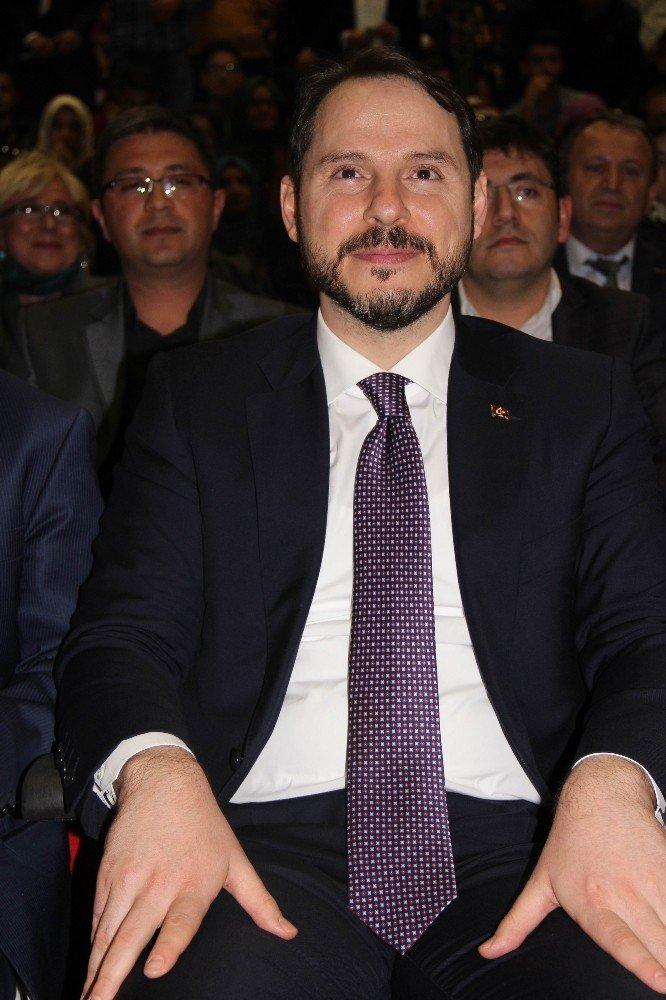 Enerji ve Tabi Kaynaklar Bakanı Albayrak Nevşehir'de