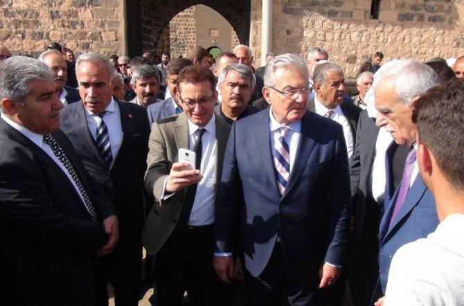 Ahmet Türk, Baykal'ı ağırladı