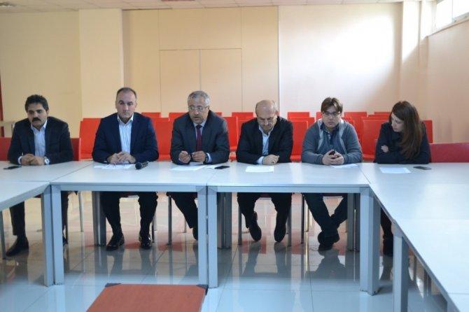 Mardin'de yapı denetimi istişare toplantısı yapıldı