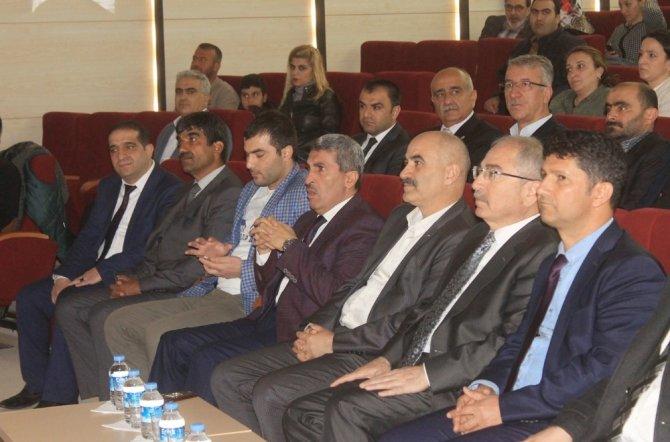 Mardin'de genç girişimcilere sertifikaları verildi