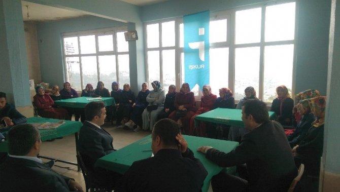 Çanakkale İŞKUR'un tarım ve hayvancılığa yönelik eğitim kursları devam ediyor